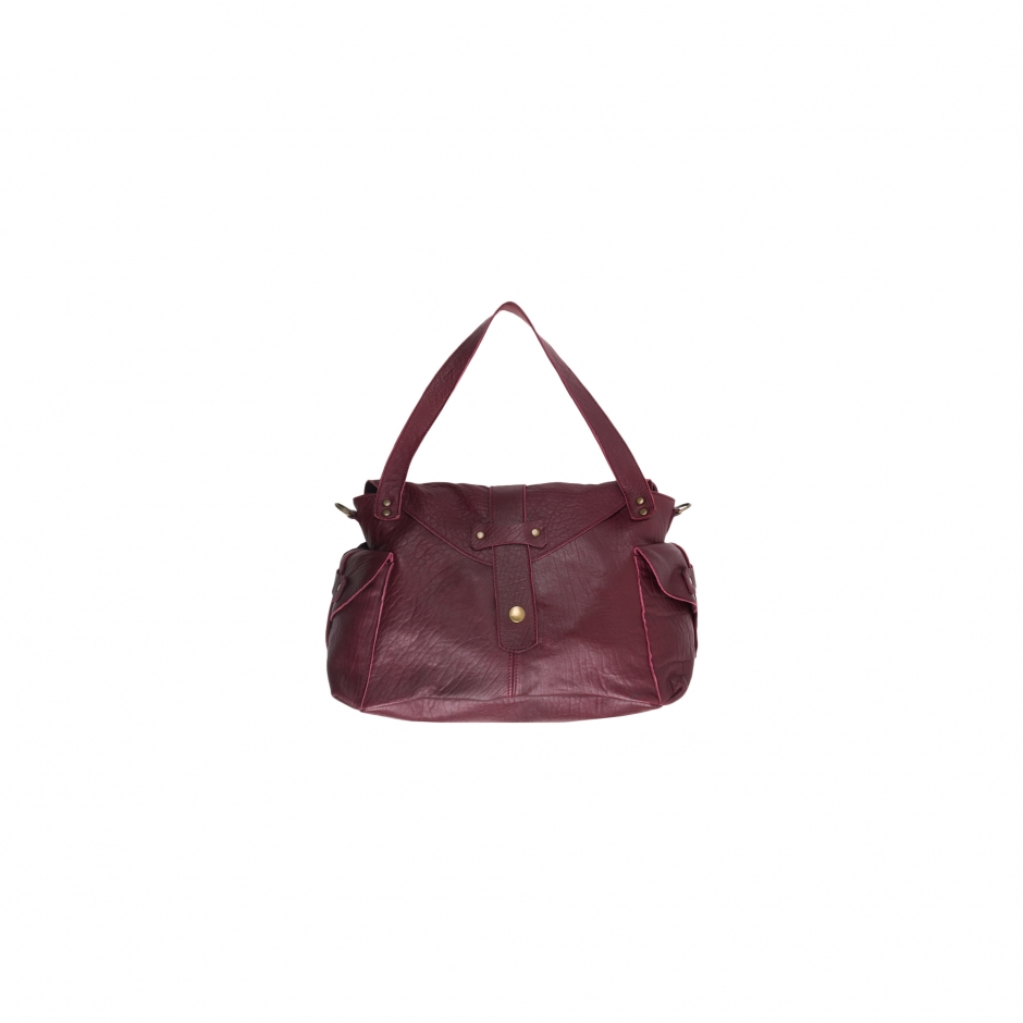 Mini Paola Cuir Bubble